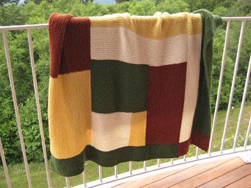Blanket on rail 1 Web