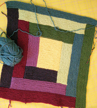 Delila's Blanket - Beginning - Web