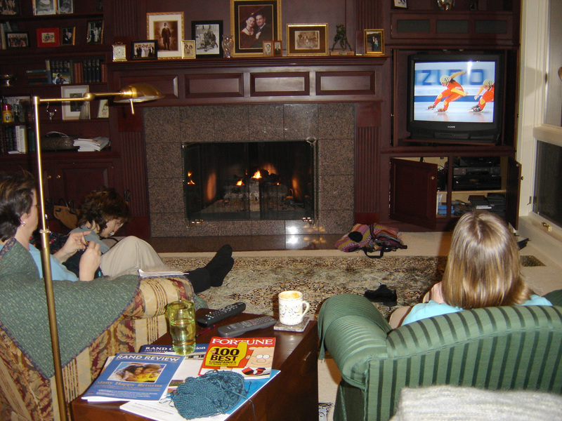 Watching_olympics